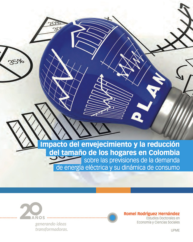Impacto del envejecimiento y la reducción del tamaño de los hogares en Colombia sobre las previsiones de la demanda de energía eléctrica y su dinámica de consumo