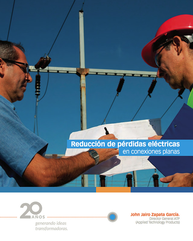 Reducción de pérdidas eléctricas en conexiones planas