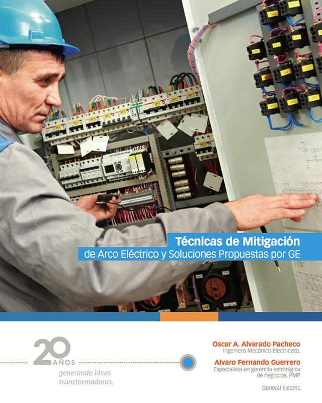 Técnicas de Mitigación de Arco Eléctrico y Soluciones Propuestas por GE