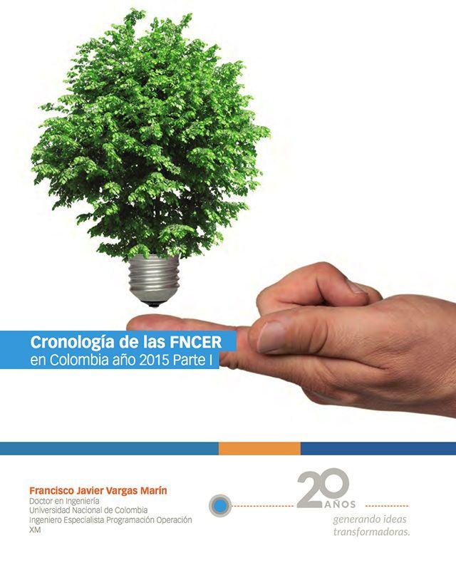 Cronología de las FNCER en Colombia año 2015 Parte I