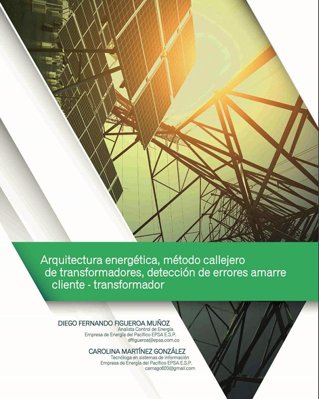 Arquitectura energética, método callejero de transformadores, detección de errores amarre cliente-transformador