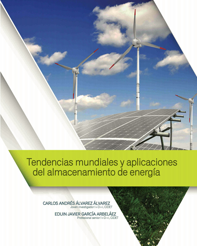 Tendencias mundiales y aplicaciones del almacenamiento de energía.