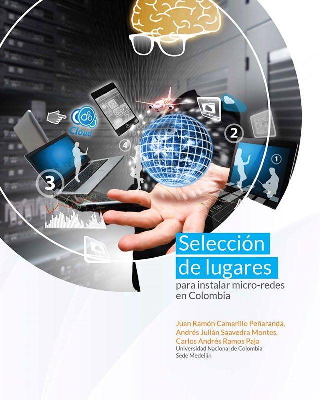 Selección de lugares para instalar micro-redes en Colombia.